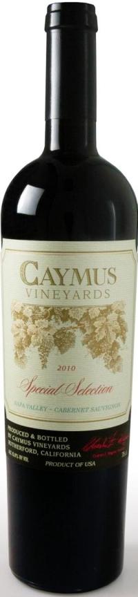 Rượu vang Caymus Napa Valley