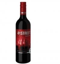 Rượu vang nam phi nhẹ 4Th Street Sweet Red Wine