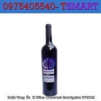 Rượu Vang Úc  X-Wine Cabernet Sauvignion TPHCM