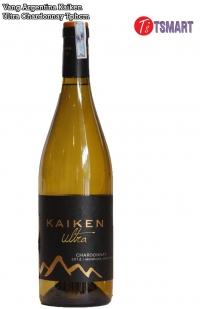 Vang Argentina Kaiken Ultra Chardonnay Tphcm