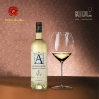 Vang phap Aussières Blanc, Languedoc, Vin De Pays D'oc