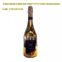 Vang Pháp siêu ngon Edmond Thery L'or Brut Chardonnay
