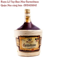 Rượu Lễ Tây Ban Nha Carmelitano Quận Nào cũng bán
