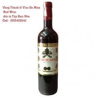 Vang Thánh lễ Vino De Misa Red Wine đến từ Tây Ban Nha