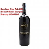 Rượu Vang Ngon Chile 1968 Reserve Cabernet Sauvignon Giao Nhanh HCM