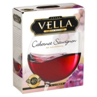 Rượu Vang Bịch Vella Cabernet 5 Lít