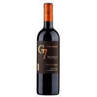 Vang G7 Đỏ đặc biệt Gran Reserva Cabernet Sauvignon