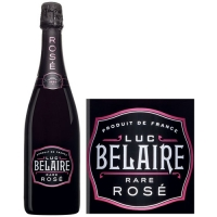 Vang Luc Belaire Rose