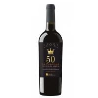 Rượu vang Ý 50 La Passione Primitivo Del Salento