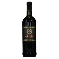 Rượu vang ý KING Vittorio Semi Dolcer(Vang ngọt)