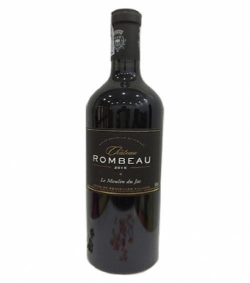 Rượu vang Chateau Rombeau
