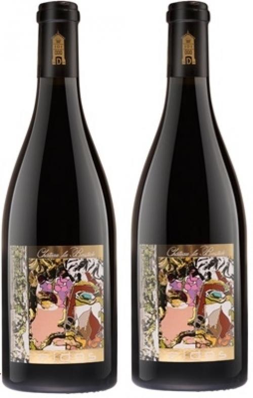 Rượu vang Chateau La Bastide Eidos Rouge 2012
