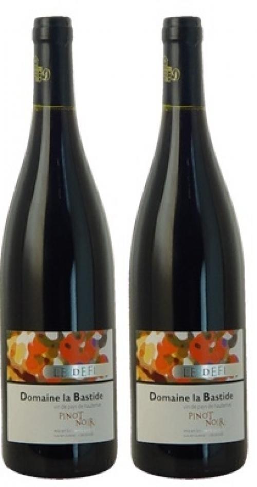 Rượu vang  Domaine la Bastide Pinot Noir 2013