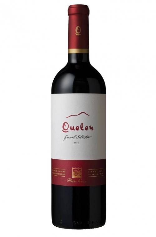 Rượu Vang Chile Perez Cruz Quelen