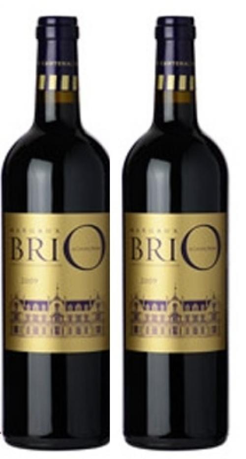 Rượu vang Brio De Contenac Brown