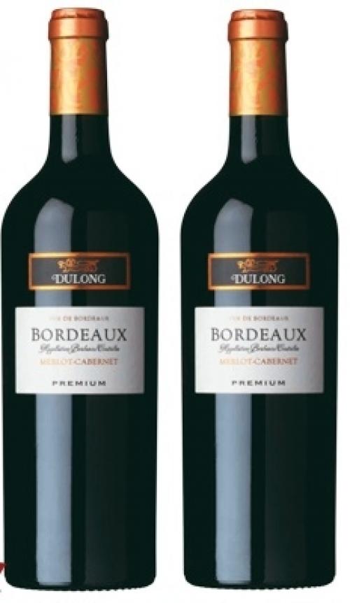 Rượu vang Bordeaux Merlot Cabernet Premium