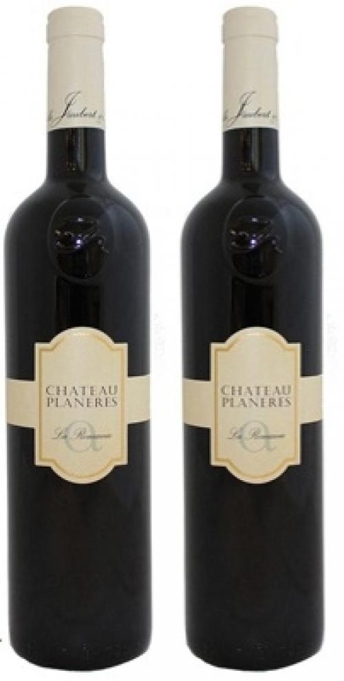 Rượu vang Chateaux Planeres LA ROMANIE