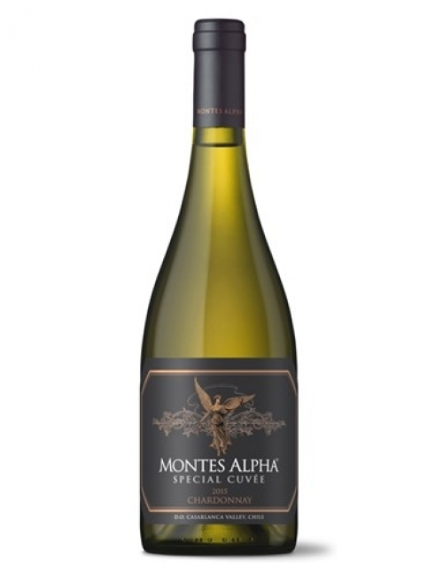 RƯỢU VANG CHILE MONTES ALPHA SPECIAL CUVEE CHARDONNAY