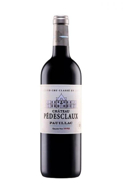 Rượu vang Château Pédesclaux 2013