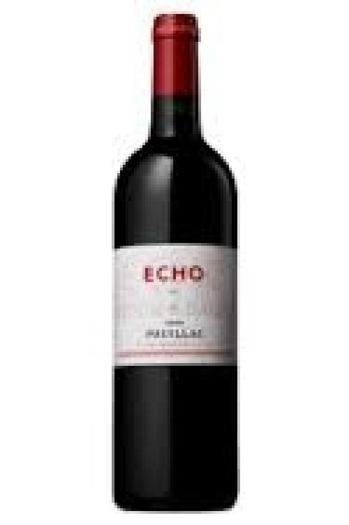 Rượu vang Echo Lynch Bages Pauillac 2012