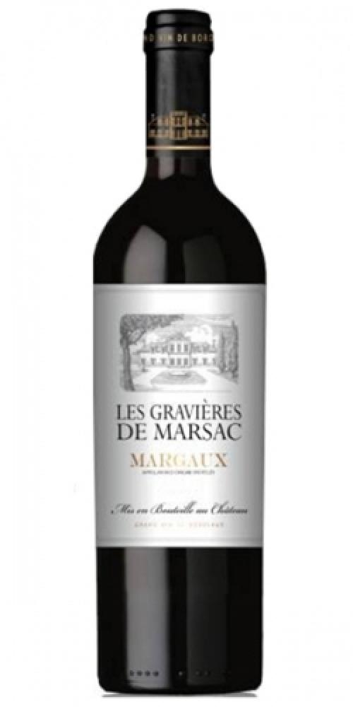 Rượu vang Margaux Les Gravieres De Marsac 2011