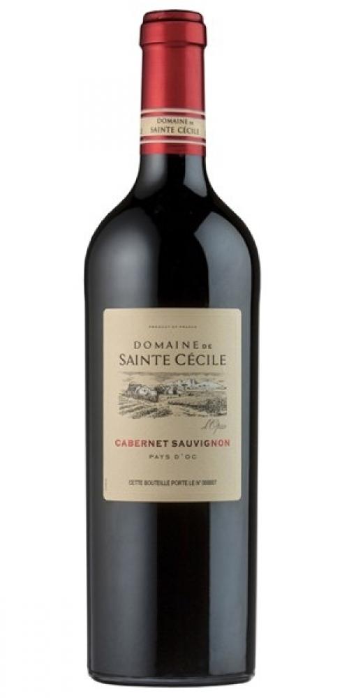 Rượu vang Pháp Sainte de Cecile 2015