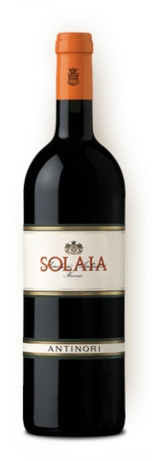 Rượu vang Antinori Solaia 2008