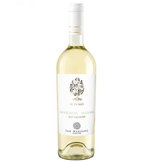 Rượu Vang Trắng Ý IL Pumo Sauvignon Malvasia