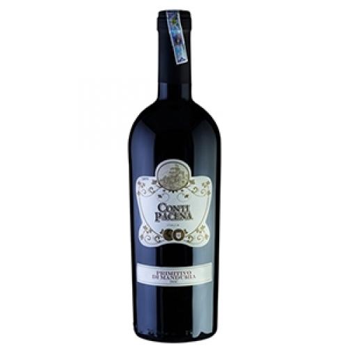 Rượu vang Primitivo Di Manduria Doc Conti Pacena
