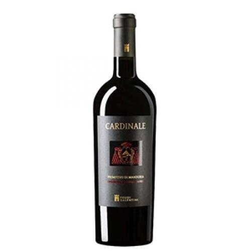 rượu vang CARDINALE primitive di Manduria 2013