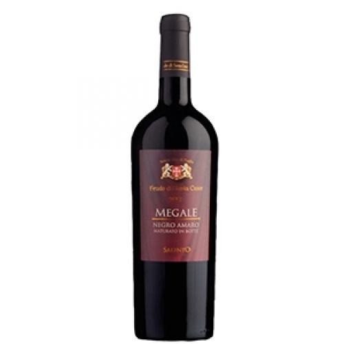 Rượu vang Megale NegroAmaro 2013 Salento