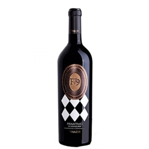 rượu vang F79 Primitivo Di Manduria 2010