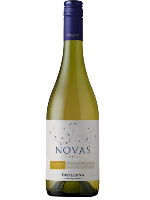 Vang Chile Novas Gran Reserva Sauvignon Blanc Nắp xanh