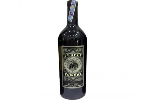 Rượu vang Purple Cowboy Trail Boss