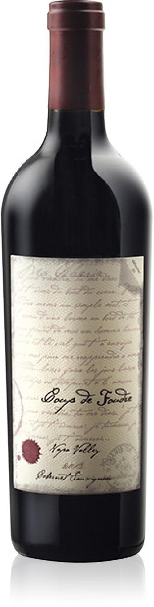 Rượu vang Coup de Foundre Napa Valley