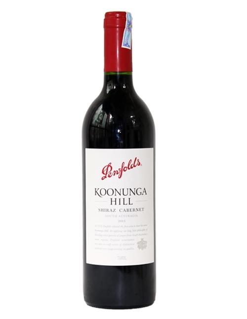 Rượu vang Úc Penfolds Koonunga Hill Shiraz Cabernet