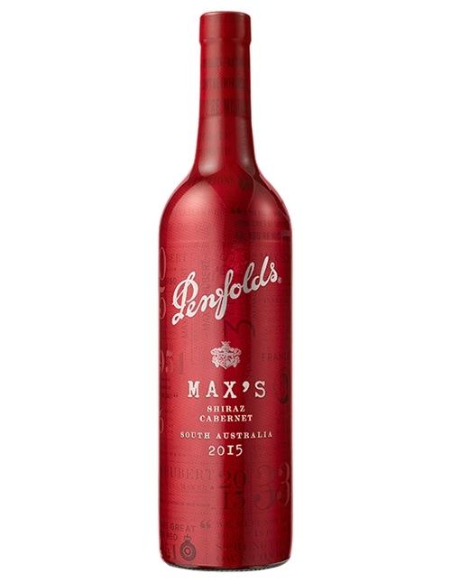 Rượu vang Úc Penfolds Maxs Shiraz Cabernet Sauvignon