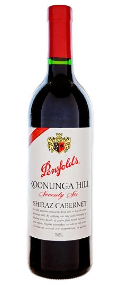 Rượu vang Úc Penfolds Koonunga Hill 76 Shiraz Cabernet