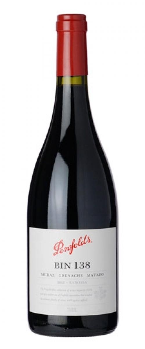 Rượu vang Úc Penfolds Bin 138 Grenache Shiraz Mourvedre