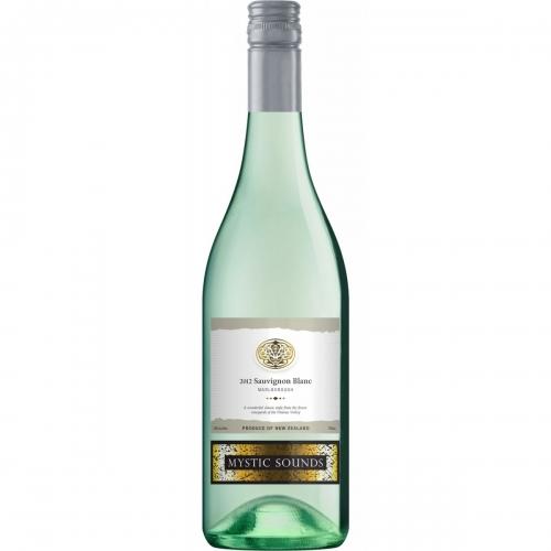 Rượu vang Mystic Sounds Sauvigon Blanc