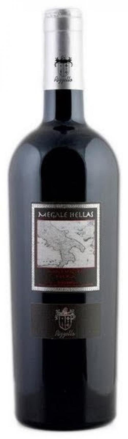 Rượu vang Le Vigne di Sammarco Megale Hellas Malvasia Nera Salento 2013