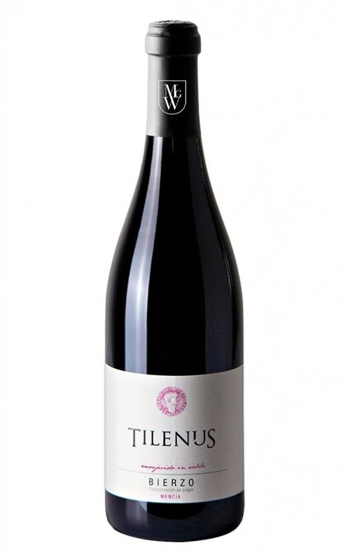 Rượu vang Tilenus Envejecido en Roble 2012