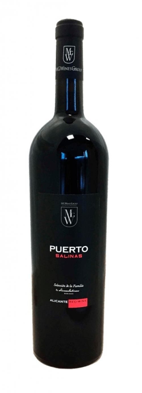 Rượu vang Puerto Salinas 2010