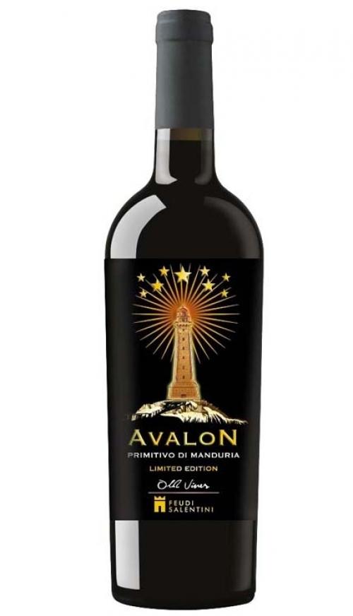 Rượu vang AVALON 2015 Primitivo Di Manduria