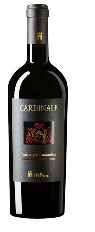 Rượu vang CARDINALE 2013 Primitivo Di Manduria