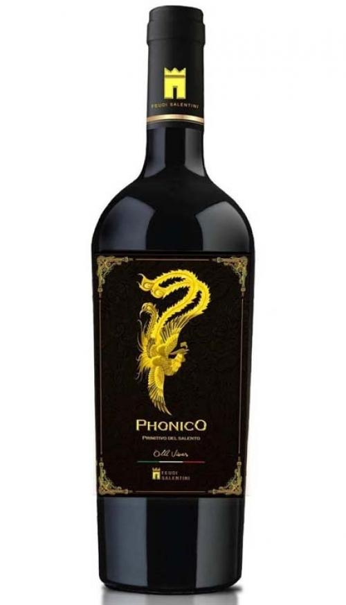 Rượu vang PHONICO 2015 Primitivo Del Salento