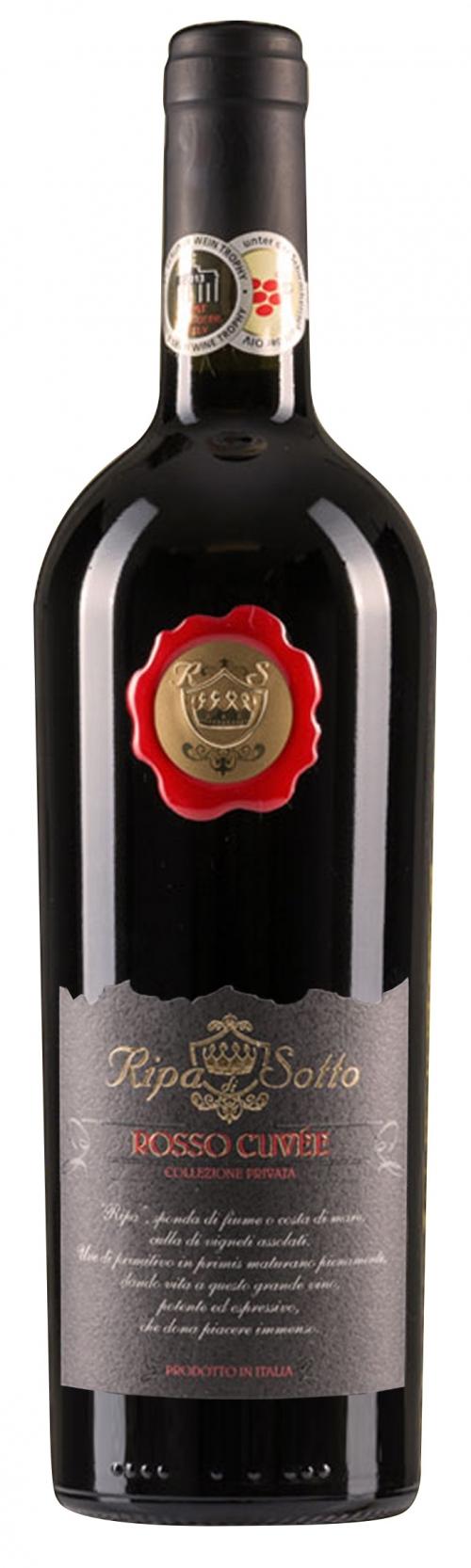 Rượu vang Ripa di Sotto Rosso Cuvée