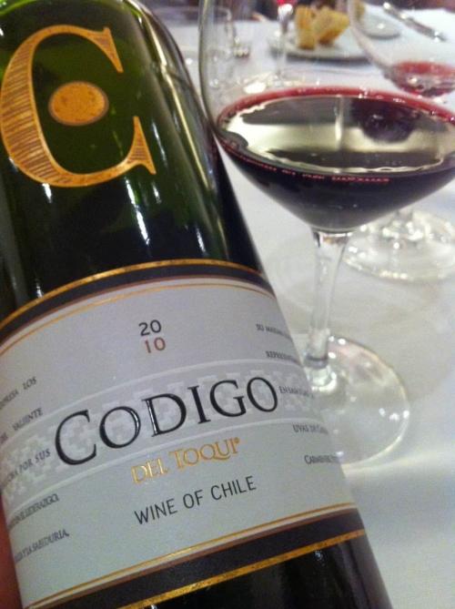 RƯỢU VANG CAO CẤP CHILE CODIGO DEL TOQUI