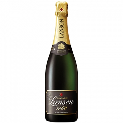 Rượu Vang Pháp Champagne Lanson Black Label
