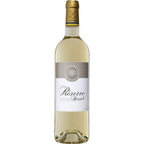 Vang pháp  trắng Barons de Rothschild Réserve Spéciale Bordeaux Blanc
